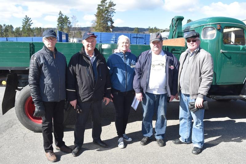 Finska Veteranlastbilsförbundet vetku.fi och Mari Berglund 133