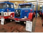 """PT180325_105542 Visst var det """"riktiga"""" lastbilar förr."""
