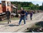 På väg till, Sellnäs Foto: Hasse Fentz