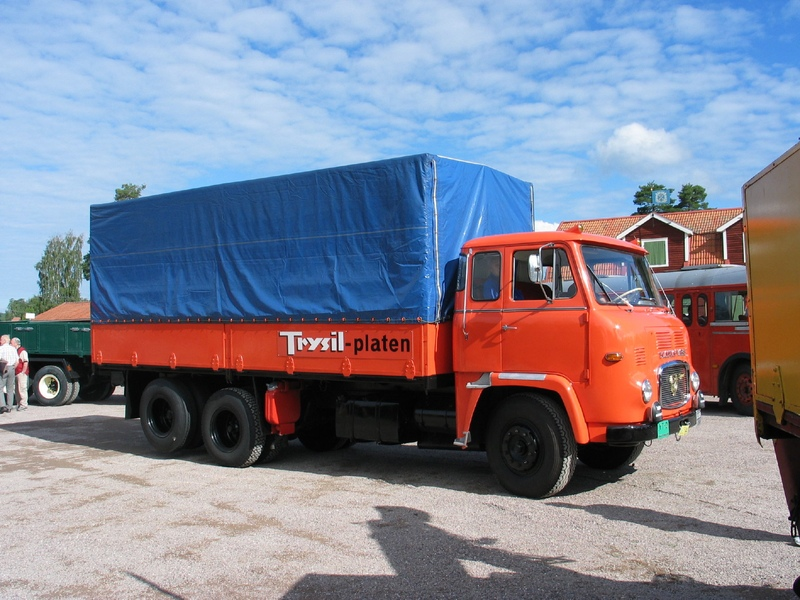LBS76:a från Trysil Norge