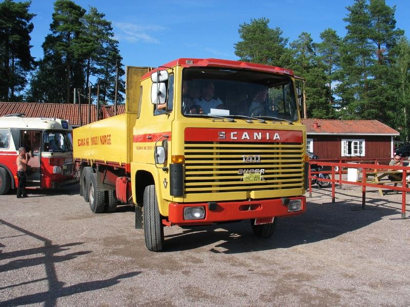 Scania nr 10 000 i Norge