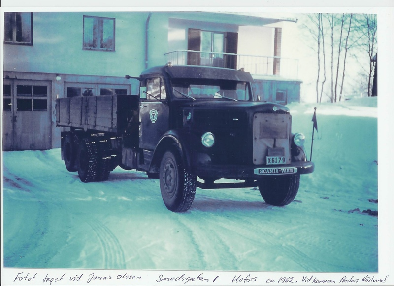 Foto taget av Anders Näslund 1962
