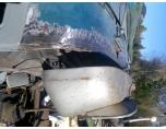 Observera att instrumentbrädan blir kvar på chassit efter att hytten avlägsnats