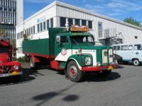 Scania L7646 -64 Bilspedition Leif Arne Arvidsson Veddige