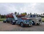 2 pärlor  Scania L76 och Scania LBS76