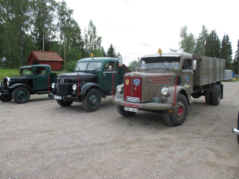 Tre av Ove Thomsons bilar IMG_1273