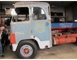 Många blev överraskade av att se denna AEC som åkeriet hade under 1950-talet.